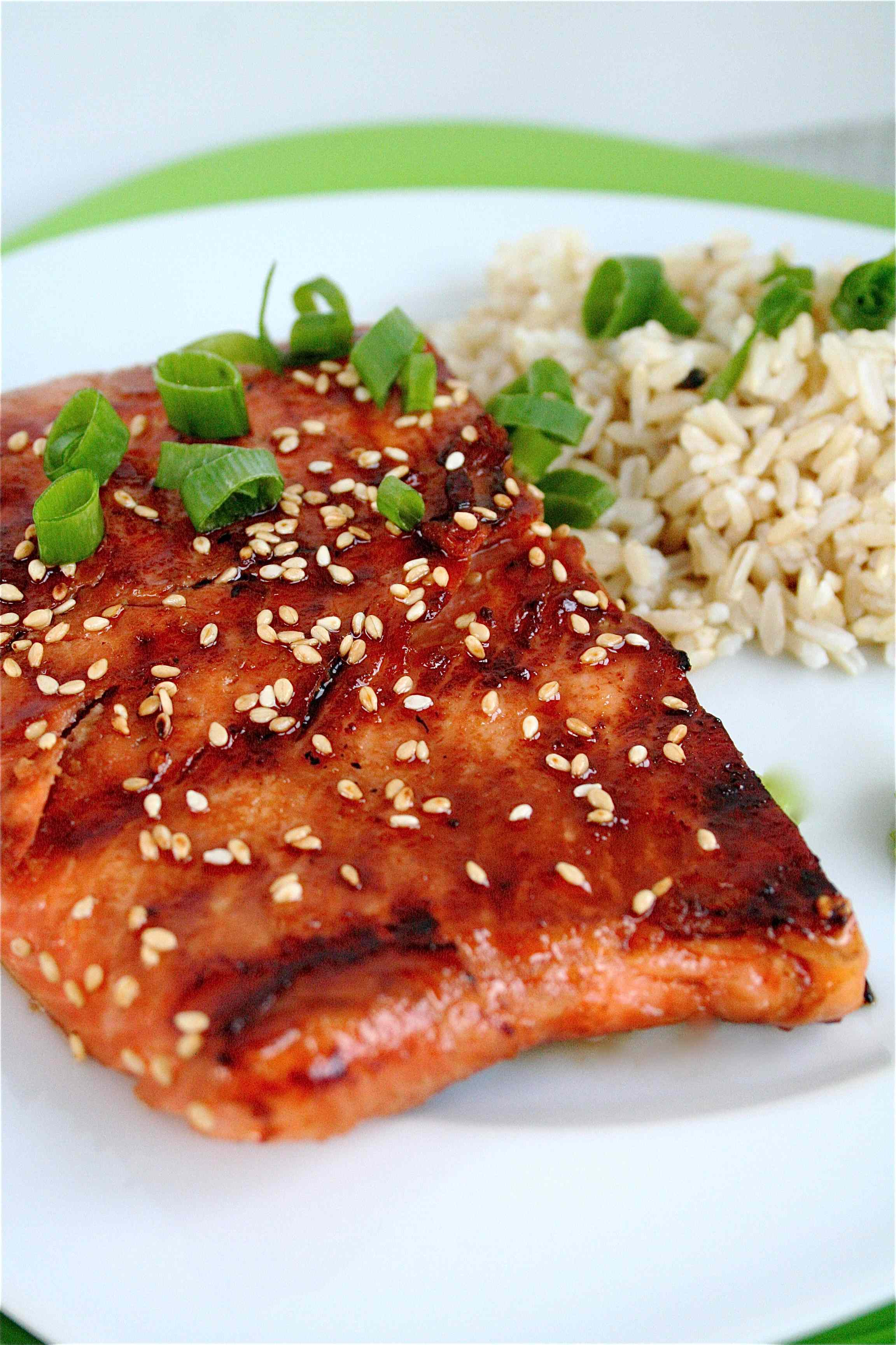 ... Salmon Steak Recipe Salmon Recipes Oven With Sauce Grilled Easy For