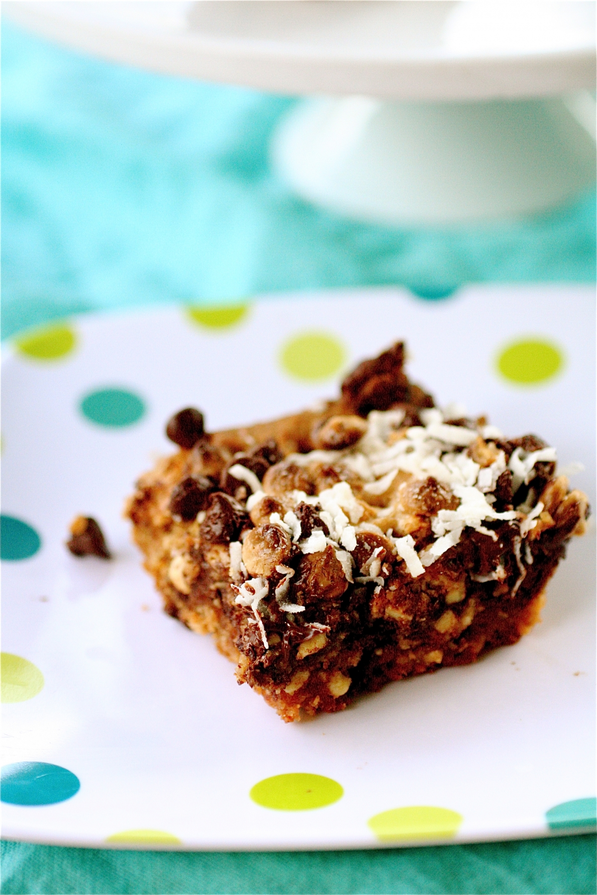 Congo Bars | The Curvy Carrot