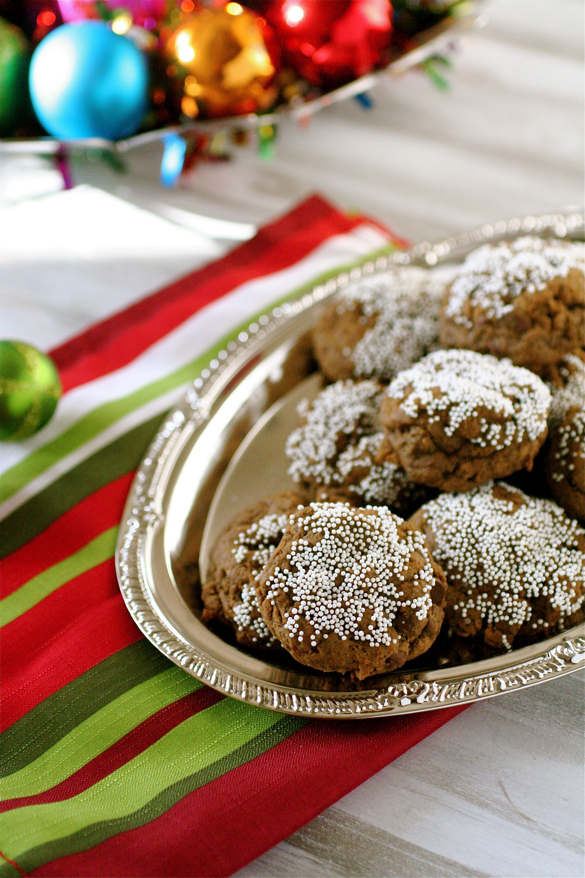 Candied Ginger Cookies Recipe